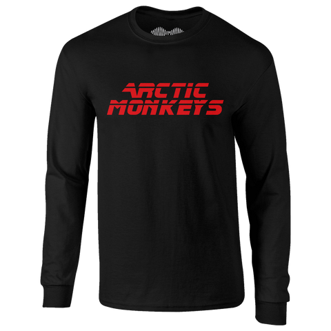 '80'S SCI-FI' LONG SLEEVE T-SHIRT