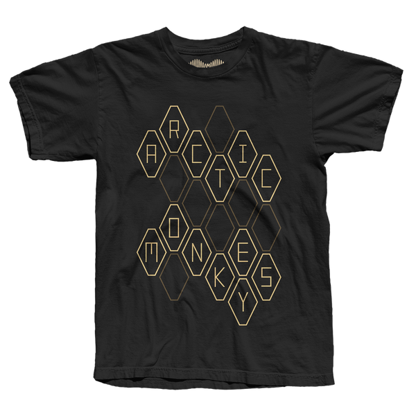 'AM HEXAGONS MAY-AUGUST TOUR' T-SHIRT