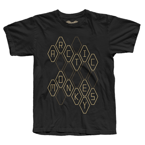 'AM HEXAGONS SEPTEMBER TOUR' T-SHIRT
