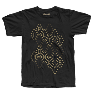 0ce8865c AM HEXAGONS' T-SHIRT – ARCTIC MONKEYS