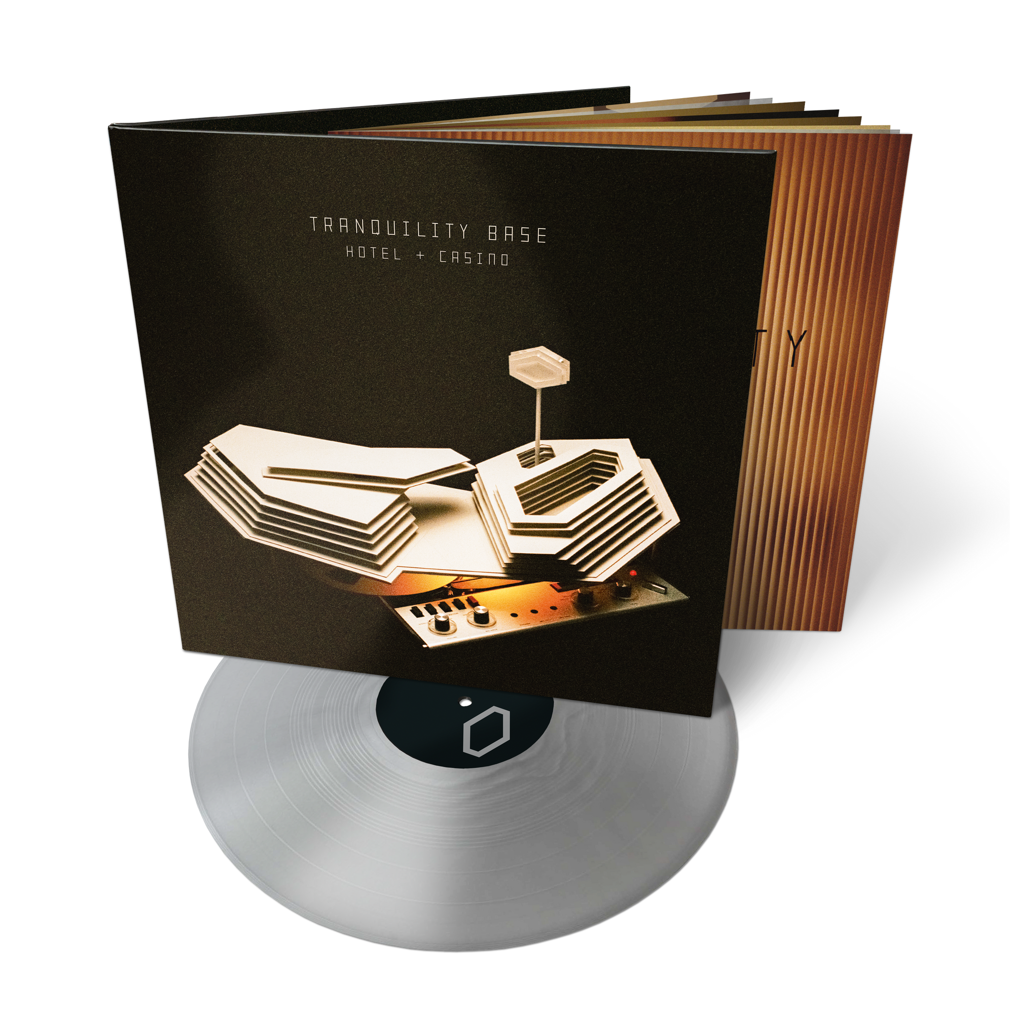 TRANQUILITY BASE HOTEL + CASINO - EXCLUSIVE SILVER VINYL