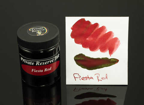 Private Reserve Bottled Ink, Fiesta Red