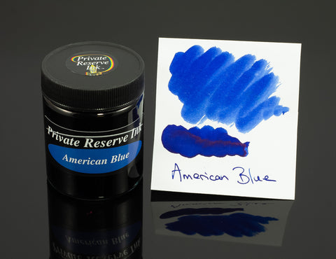 Private Reserve Bottled Ink, American Blue