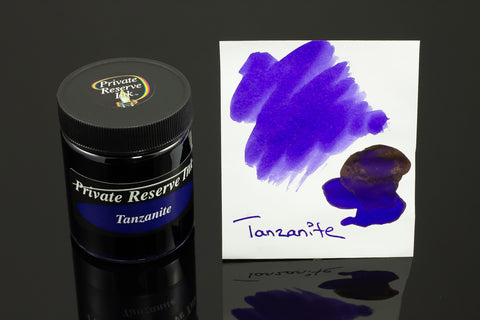 Private Reserve Bottled Ink, Tanzanite