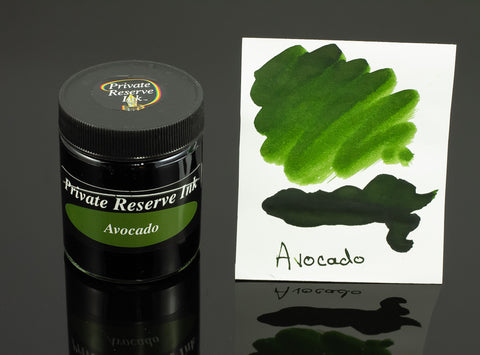 Private Reserve Bottled Ink, Avocado