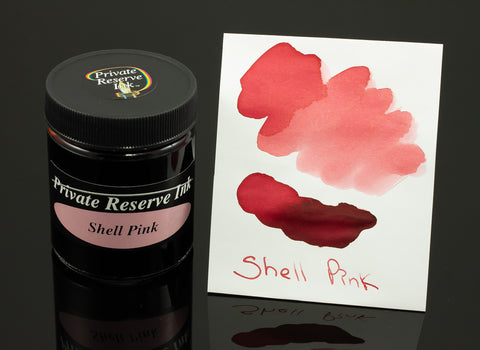 Private Reserve Bottled Ink, Shell Pink