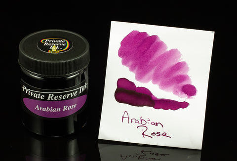 Private Reserve Bottled Ink, Arabian Rose