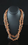 Necklace, Coral