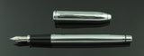 Cross, Townsend Fountain Pen, Lustrous Chrome w/Chrome Plated Trim
