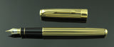 Parker, Sonnet Fountain Pen, Athens Laque with w/Gold Plated Barrel & Cap