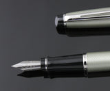 Waterman, Expert City Line-Urban Fountain Pen, Silver w/Chrome Plated Trim