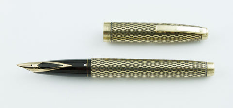 Sheaffer, Triumph Imperial Fountain Pen, 14K Gold Fill - VP4550B
