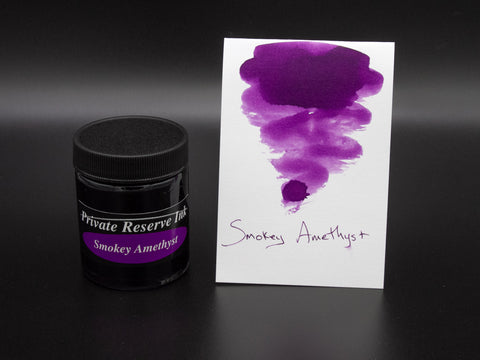 Private Reserve Bottled Ink, Smokey Amethyst *Limited Edition*
