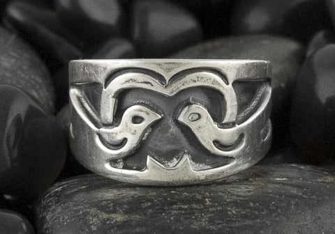 Jewelry, Ring, Sterling Silver (Native American)