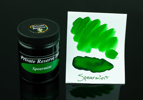 Private Reserve Bottled Ink, Spearmint