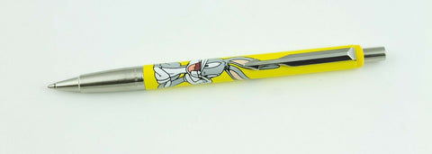 Parker, Vector Ballpoint Pen, Bugs Bunny, Yellow w/Chrome Plated Trim - VP4828
