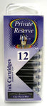 Private Reserve Ink - Lake Placid Blue Ink Cartridges 12 Pack