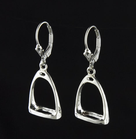Earrings, Sterling Silver, Equus Collection
