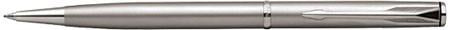 Parker, Insignia Ballpoint Pen, Brushed Chrome w/Chrome Plated Trim