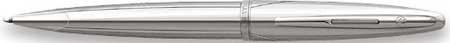Waterman, Carene Contemporary Ballpoint Pen, Silver Plated w/Chrome Plated Trim