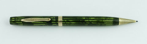 Conklin, Mechanical Pencil, Green & Black w/Gold Fill Trim - VP4766