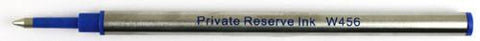 Private Reserve Ink - W456 - Waterman Style Roller Ball - Medium Blue - BULK