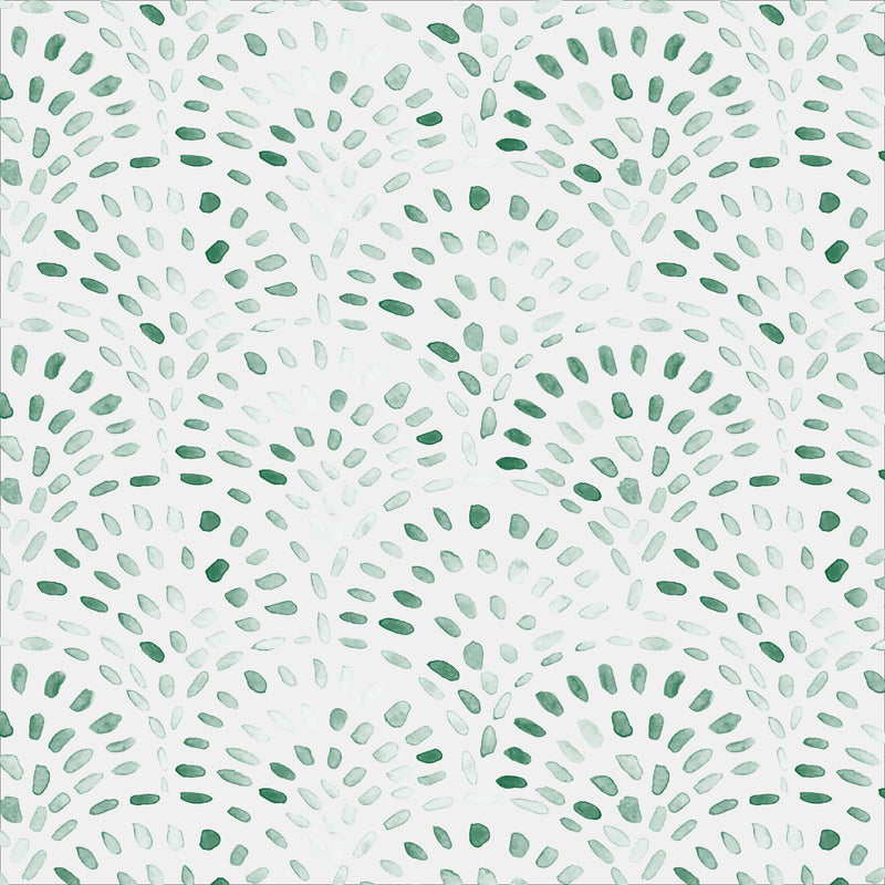 [Sample] Bungalow Fabric in Green