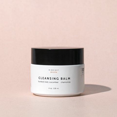 jiyubox clean indie beauty midnight paloma cleansingbalm