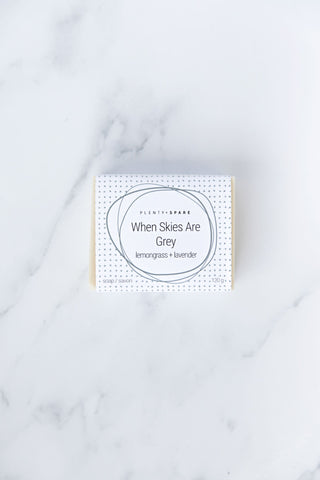 skincare - plenty and spare soap