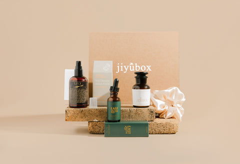 jiyubox clean indie beauty subscription box