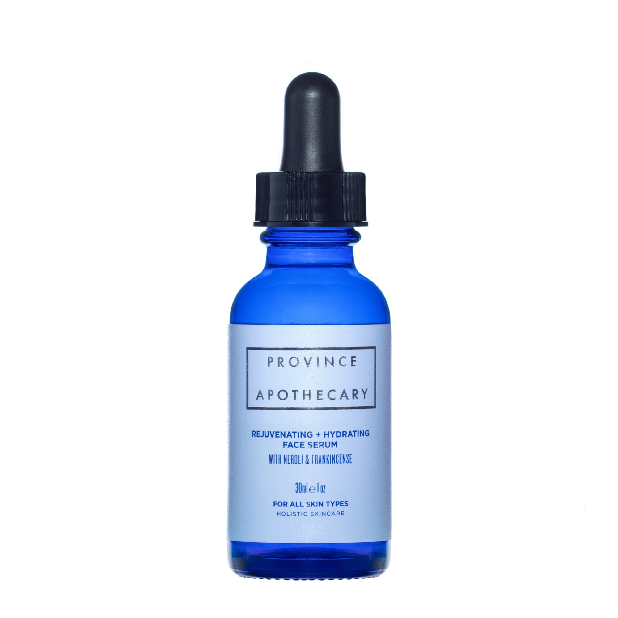 Rejuvenating + Hydrating Face Serum