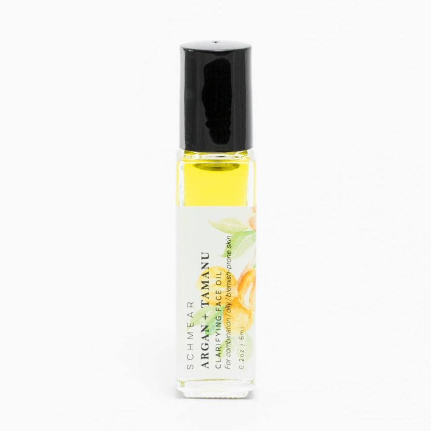 Organic Argan + Tamanu Clarifying Face Oil