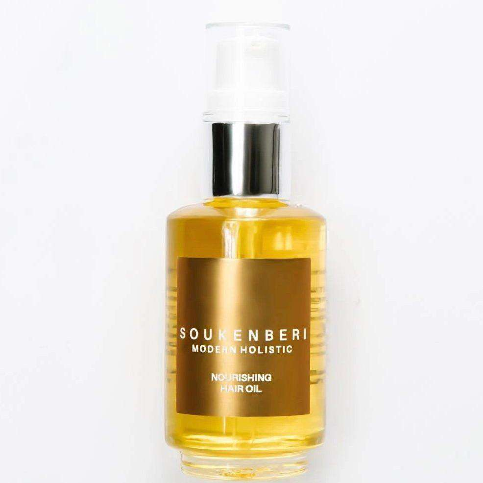 Jiyubox: Nourishing Hair Oil by Soukenberi