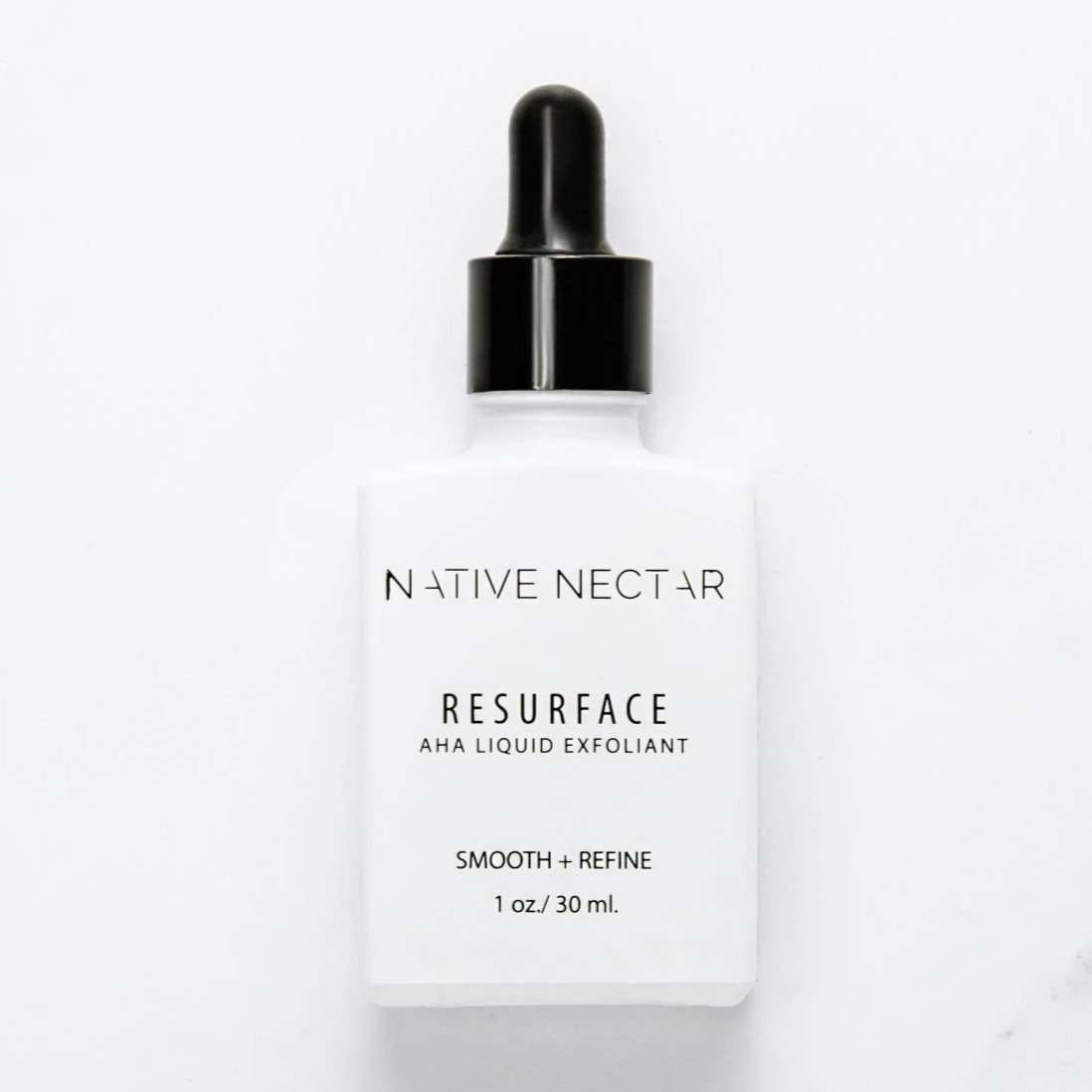 Jiyubox: Resurface AHA Liquid Exfoliant by Native Nectar Botanicals