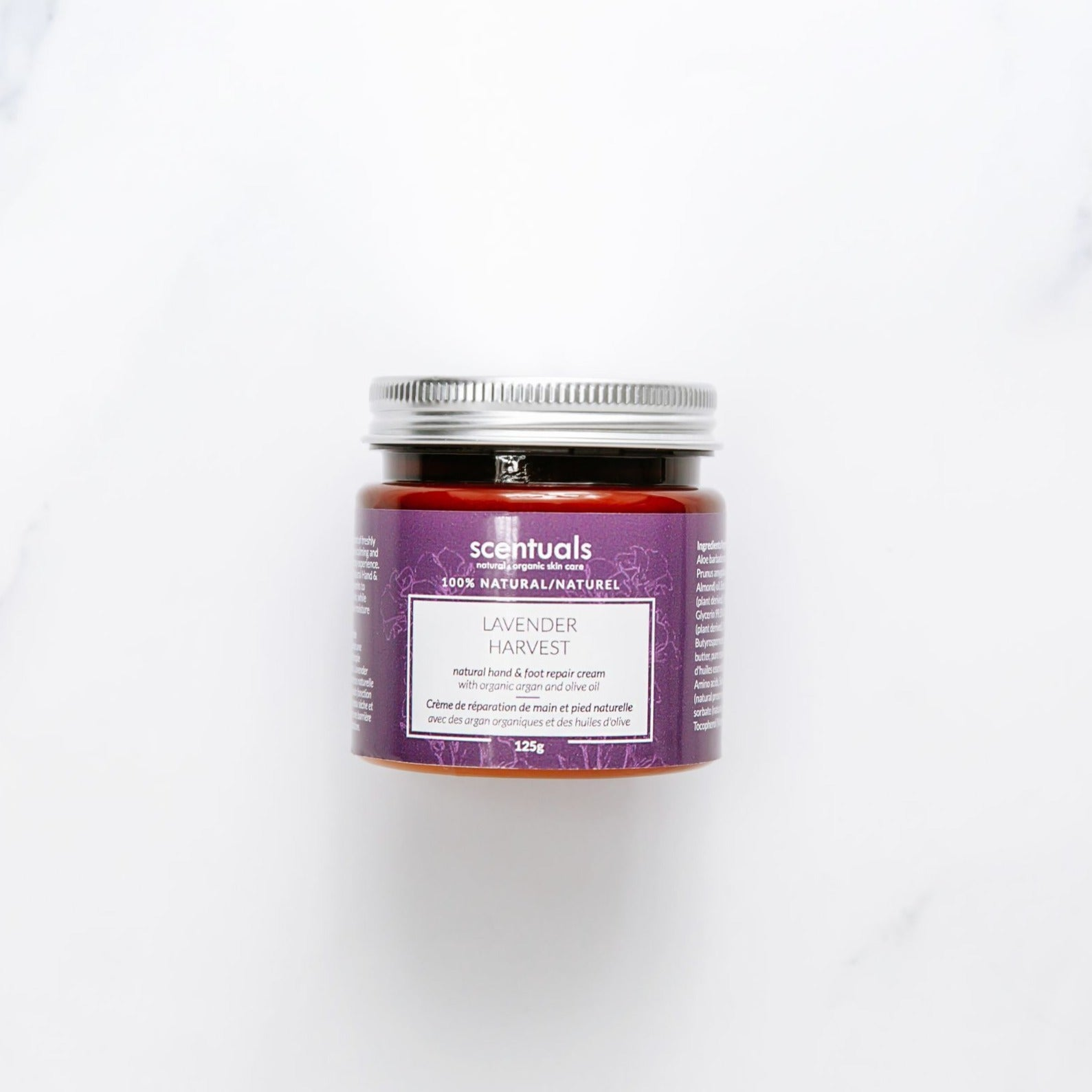 Jiyubox: Lavender Harvest Hand & Foot Repair Cream by Scentuals