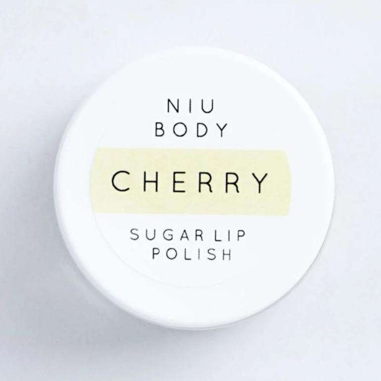 Jiyubox: Cherry Sugar Lip Polish by Niu Body