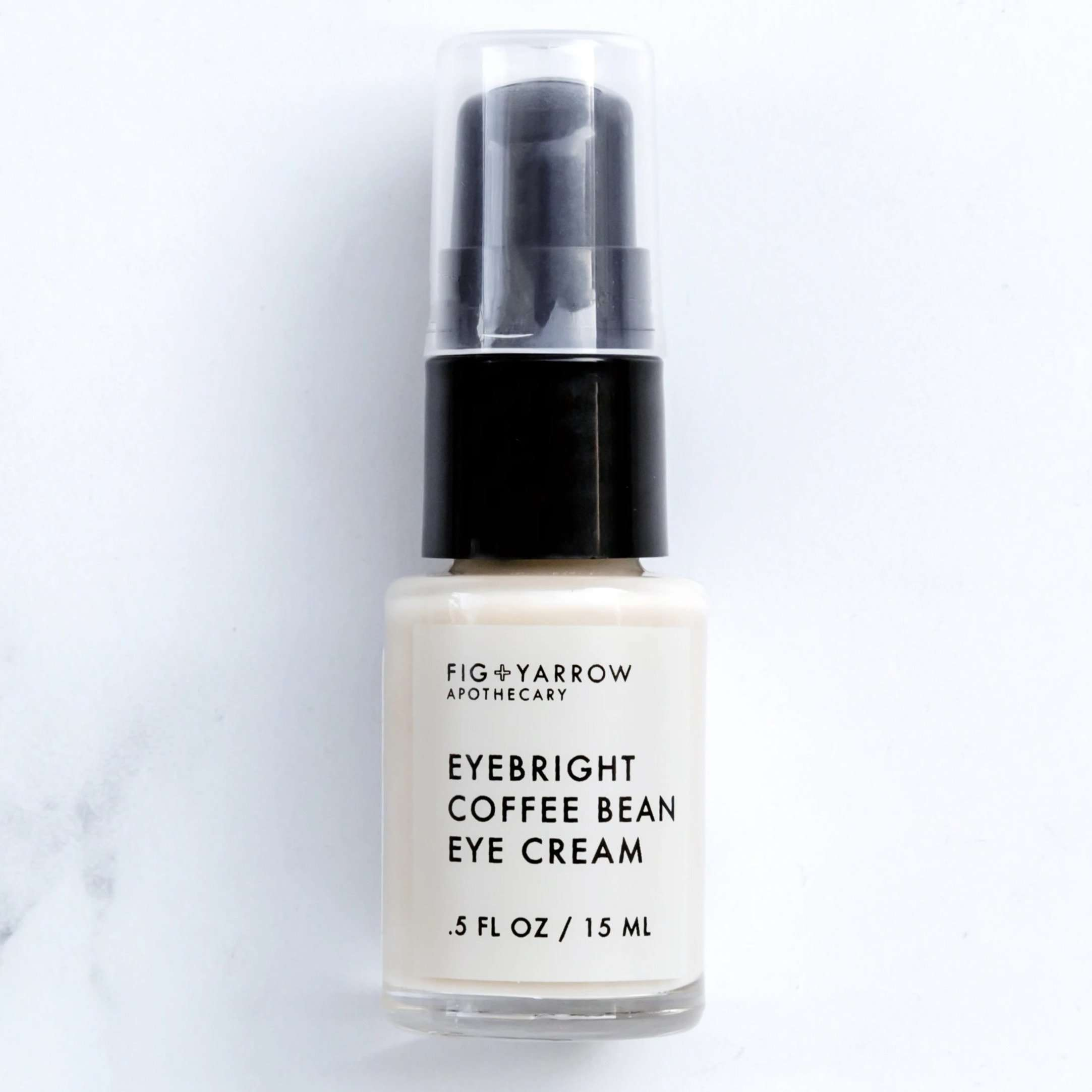 Jiyubox: Eyebright Coffee Bean Eye Cream by Fig + Yarrow