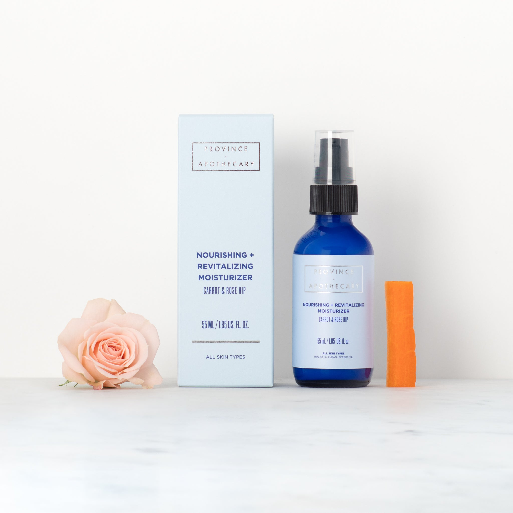 Nourishing + Revitalizing Moisturizer