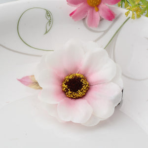 Ornamental Flower Hair Clip