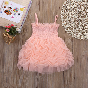 Antique Pink Princess Tutu