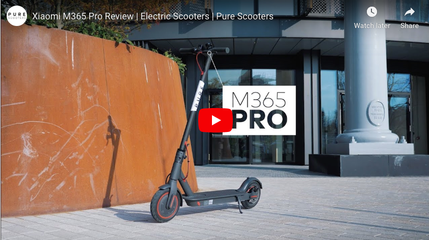 Xiaomi M365 Pro Electric Scooter – Pure Scooters
