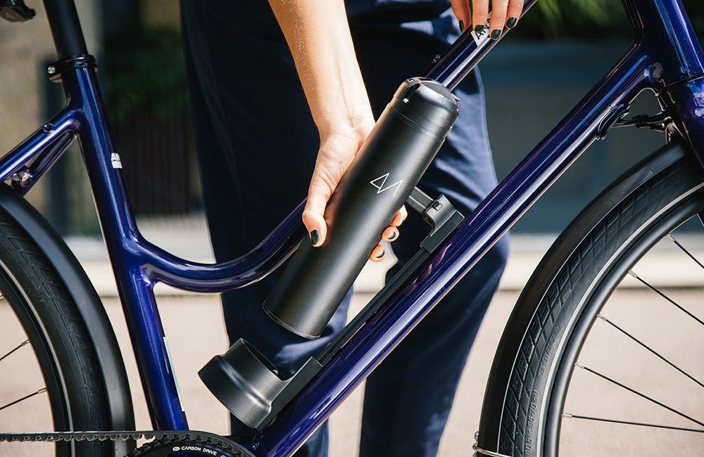 Analog Motion Portable battery