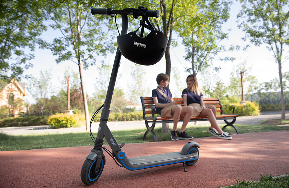 Segway Ninebot eKickscooter Zing E10 Kids Electric Scooter
