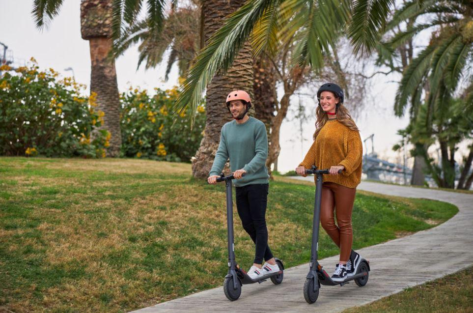 Segway E22E Pure Electric