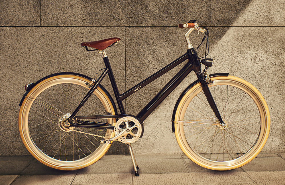 Watt Boston Electric Hybrid Bike - 2020