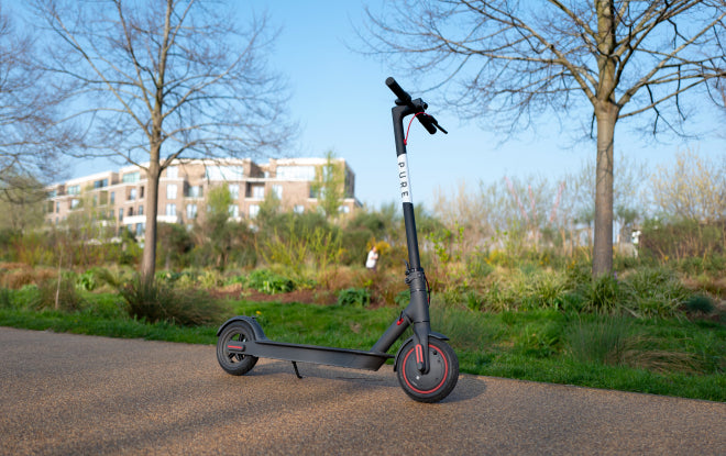 Xiaomi - M365 Pro Electric Scooter - UK Edition - 2-Year UK Warranty