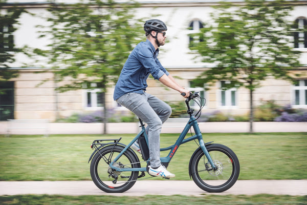cube electric bikes