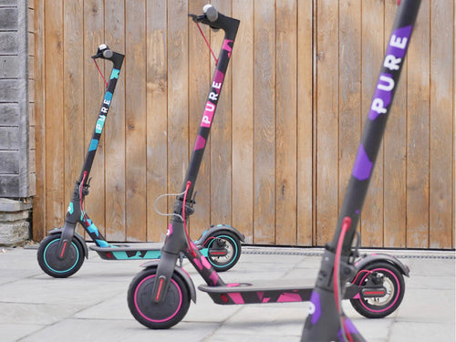 About Pure Scooters