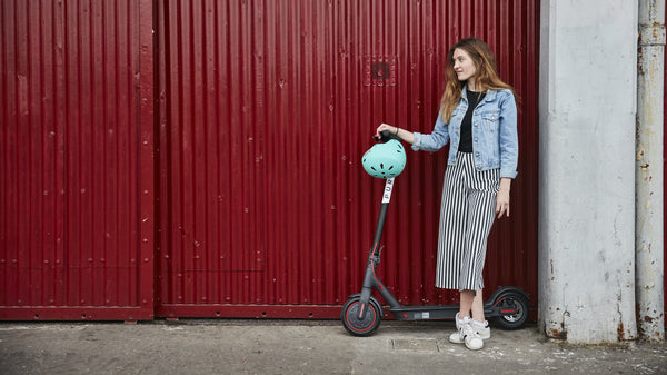 These essential tips will help you to look after your new e-scooter