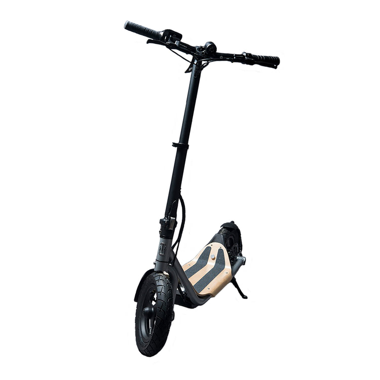 8TEV B12 Electric Scooter Front - Pure Electric